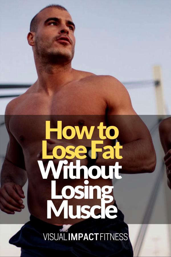 Übungen zum Abnehmen ohne Muskelmasse zu verlieren