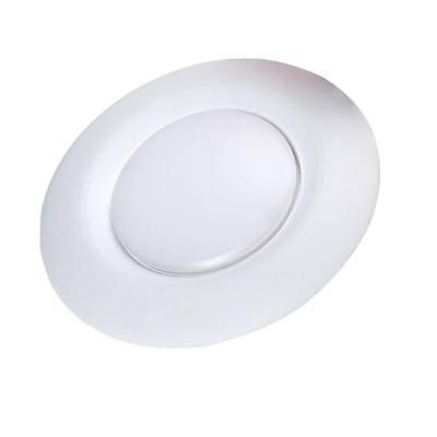 Commercial Electric 6 in. Warm White Recessed LED Can Disk Light ...