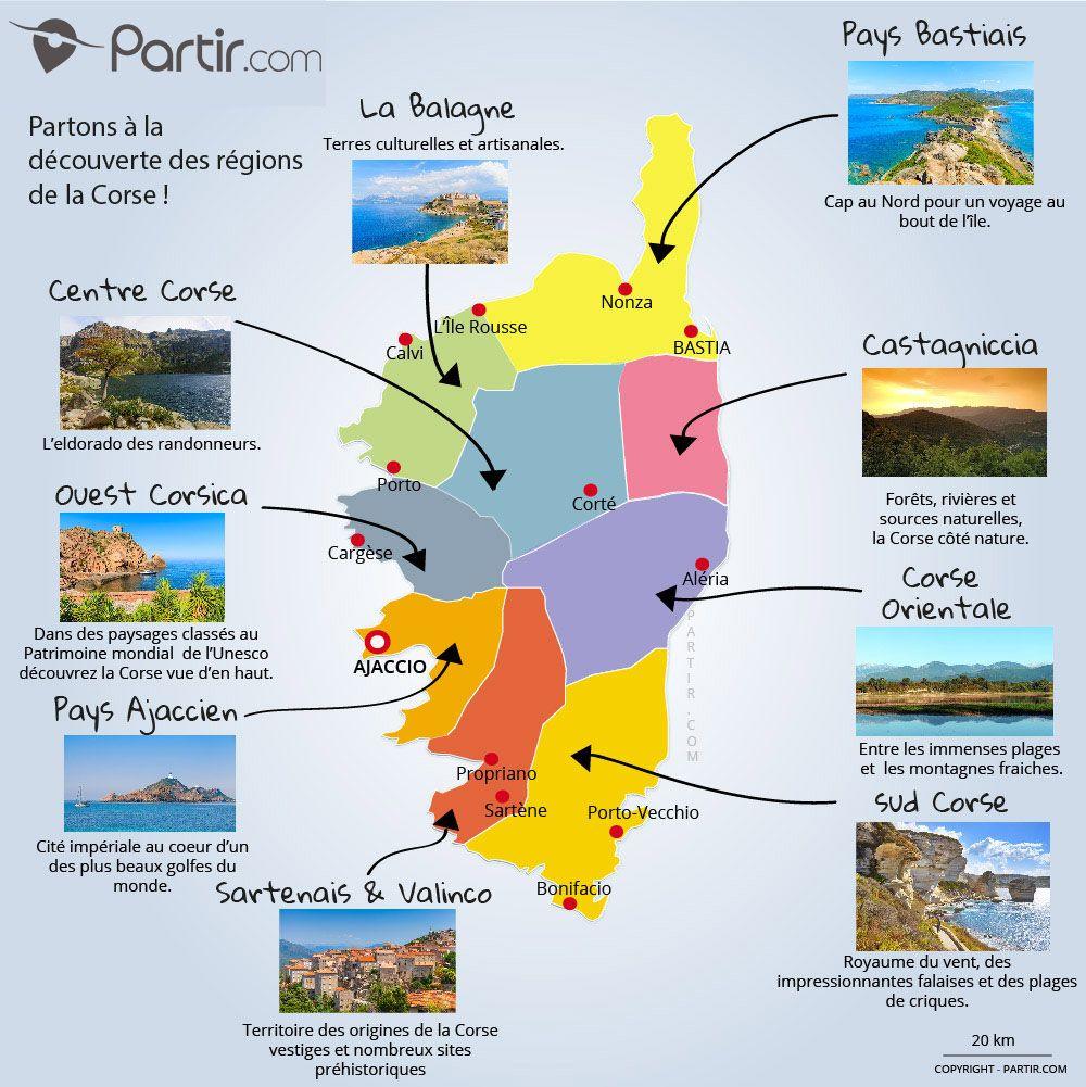 Resultat De Recherche D Images Pour Carte Touristique Corse