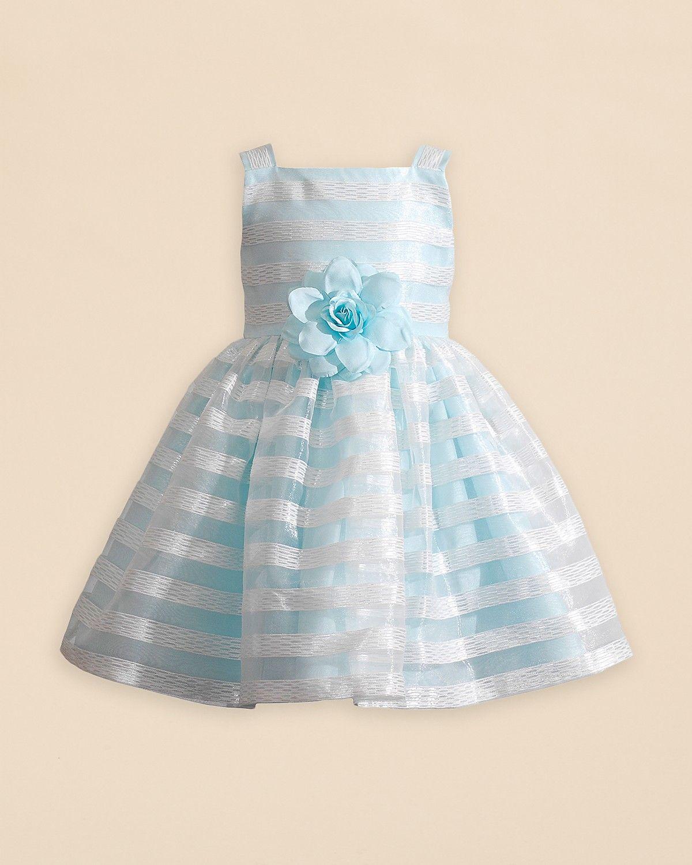b1d7d46b02c84 Kleinfeld Pink Girls' Madison Flower Dress - Sizes 4-6X | Bloomingdale's