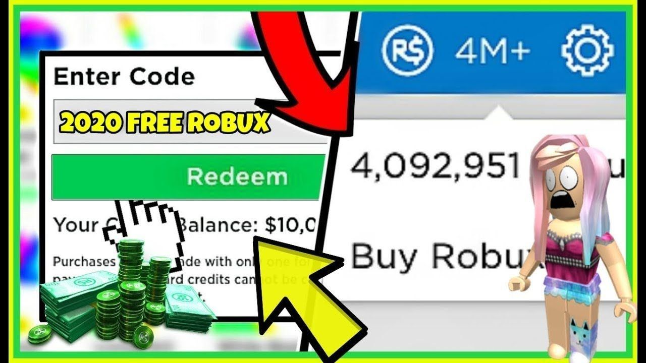 2 New Ways In How To Get Free Robux Working June 2020 In 2020 Roblox Gifts Roblox Codes Roblox