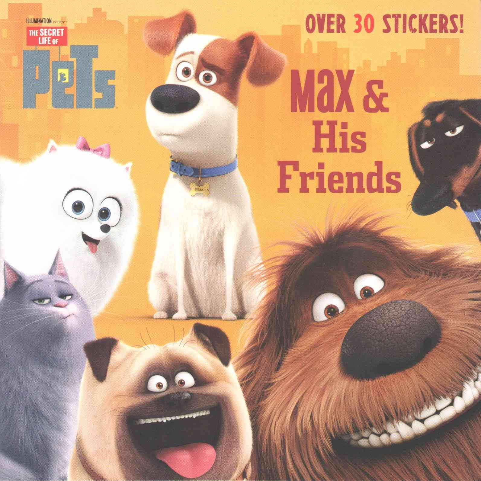 Secret Life Of Pets Pictureback 1 Paperback Overstock Com Shopping The Best Deals On Animals Secret Life Of Pets Secret Life Pets