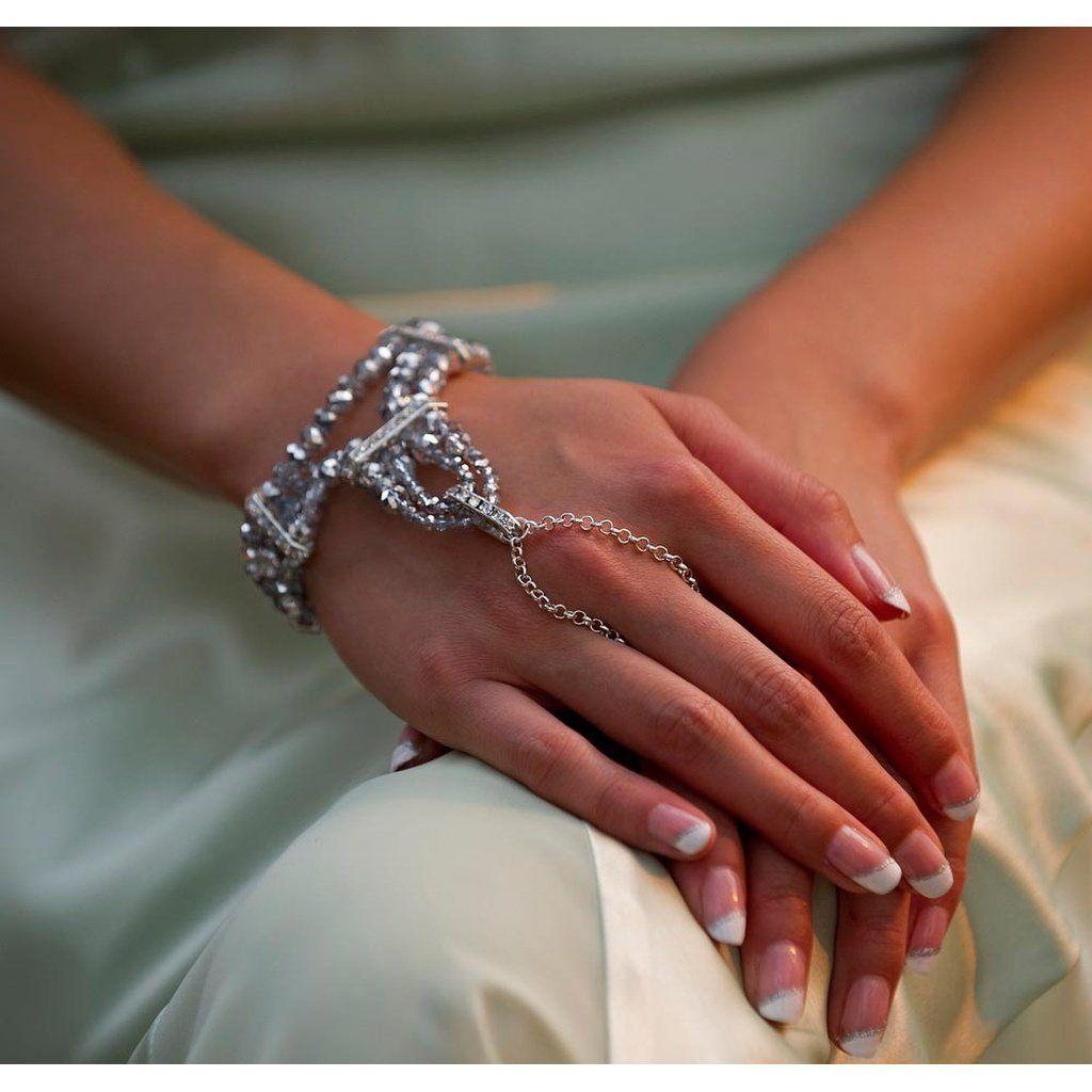 Cleopatra bracelet hand piece