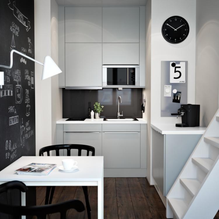 97 fancy black and white kitchen ideas  small kitchen