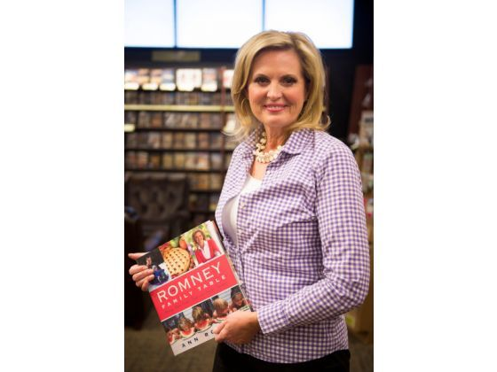Falsani: The grace of cooking with Ann Romney | Romney ...Mitt Romney Family Tree
