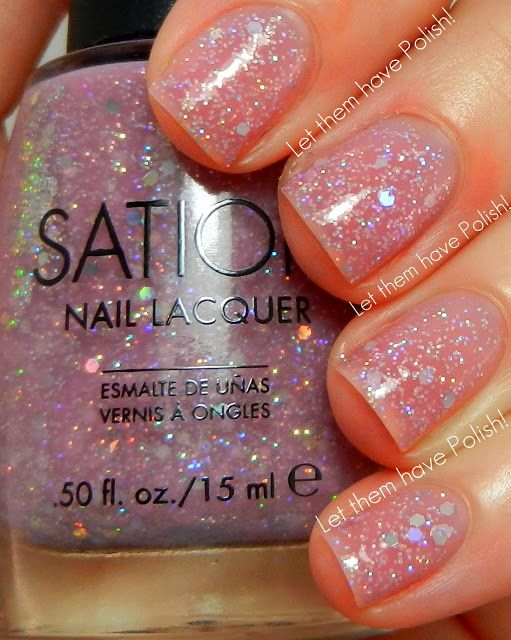 More Picks From Sation S California Gleamin Collection With Images Subtle Nails Nails Nail Polish