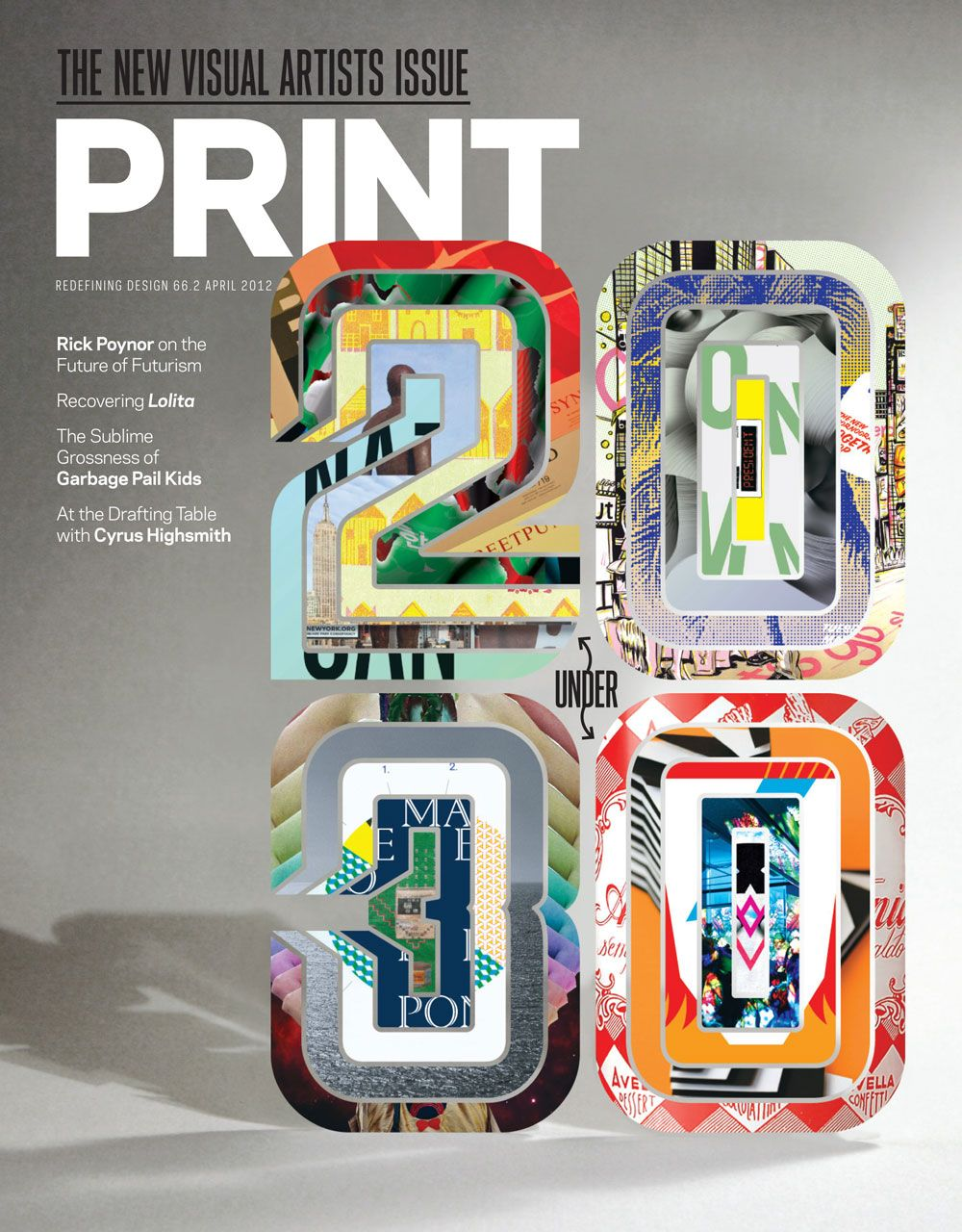 15 of PRINT's Most Popular Typography Articles of All Print Magazine