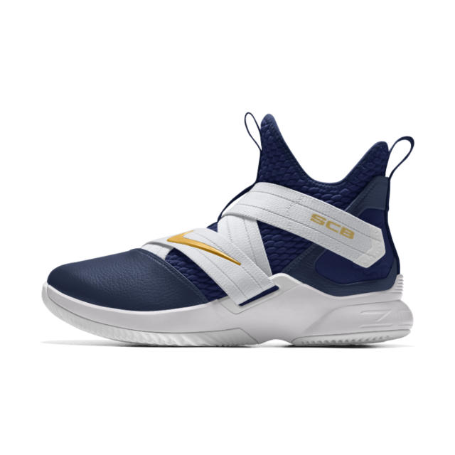 cdde83f357b5a3 The LeBron Soldier XII By You Basketball Shoe in 2019