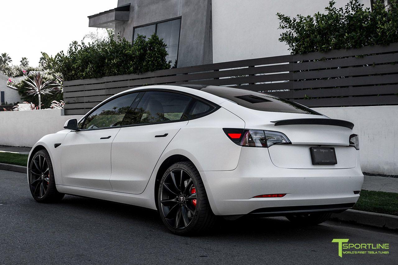Tesla Model 3 20 | Tesla Model 3 Wheels by T Sportline