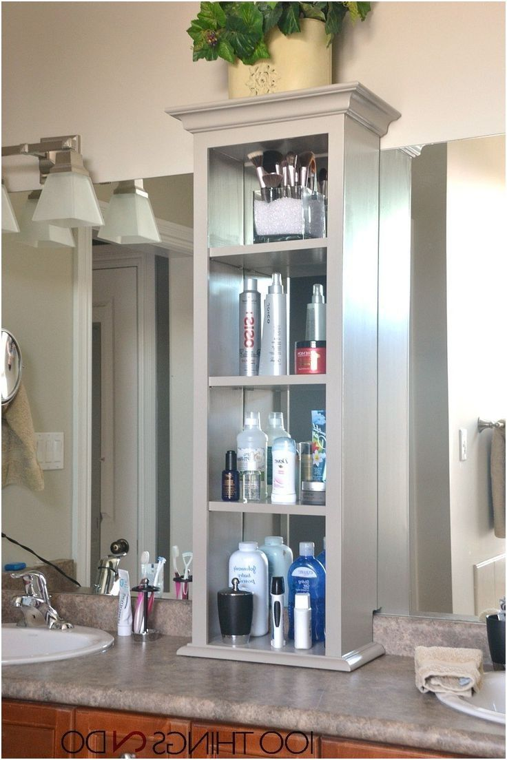 Top 25 Best Bathroom Vanity Storage Ideas On Pinterest From Counter Tower
