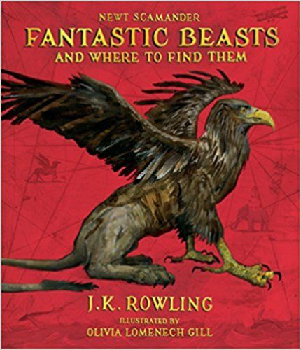 5fc84e12ad [PDF DOWNLOAD] Fantastic Beasts and Where to Find Them: The Illustrated  Edition Free PDF