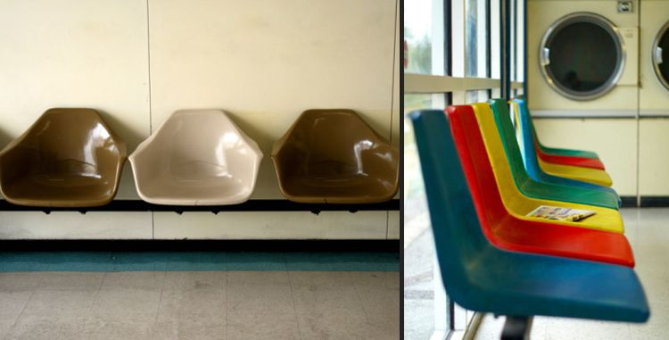 Good Krueger, King Of Laundromat Seating « The Mid Century Modernist | Johanna  Waskamer | Pinterest | Mid Century, Mid Century Modern And Mid Century  Furniture