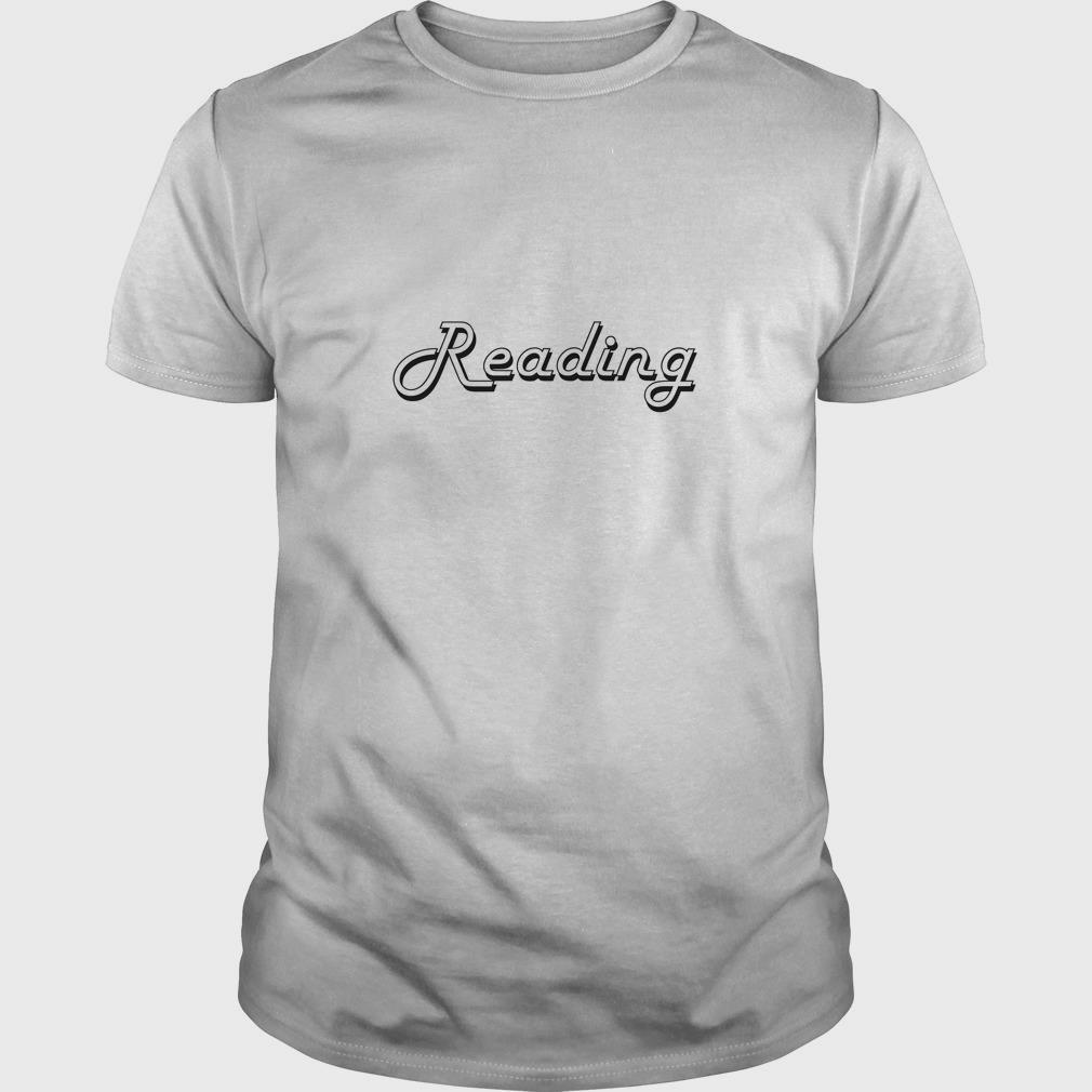 Reading Classic Retro Design, Order HERE ==> https://www.sunfrog.com/Jobs/Reading-Classic-Retro-Design-White-Guys.html?41088