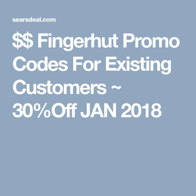 100 Hot Fingerhut Promo Codes Existing Customers Nov