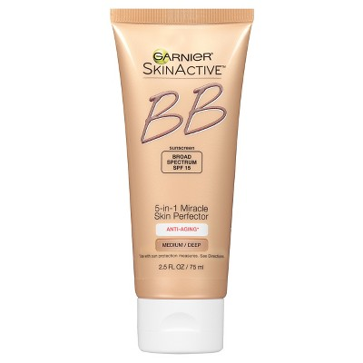 Garnier Skinactive Bb Cream 5 In 1 Miracle Skin Perfector Anti