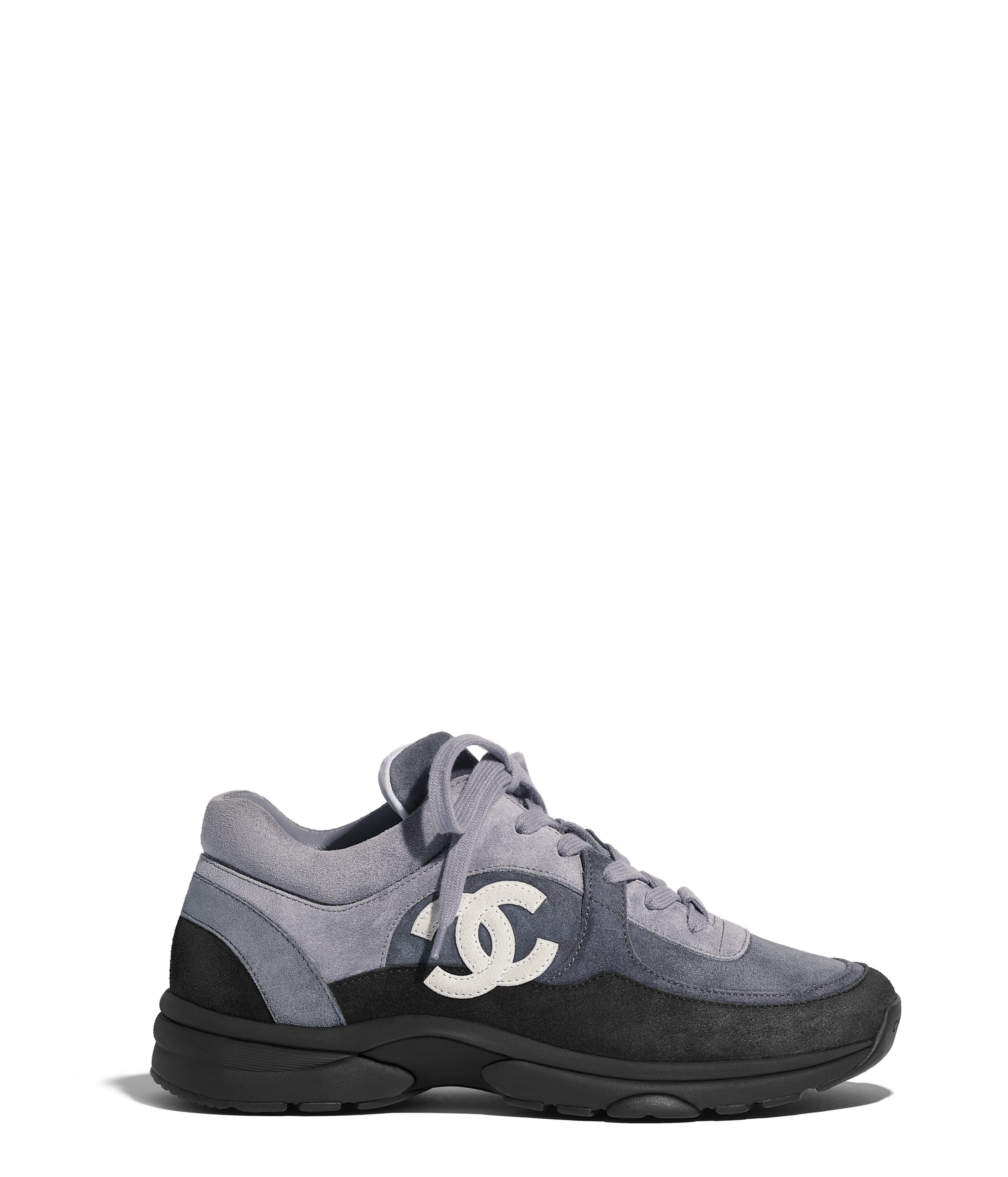 fashion, Chanel shoes, Sneakers