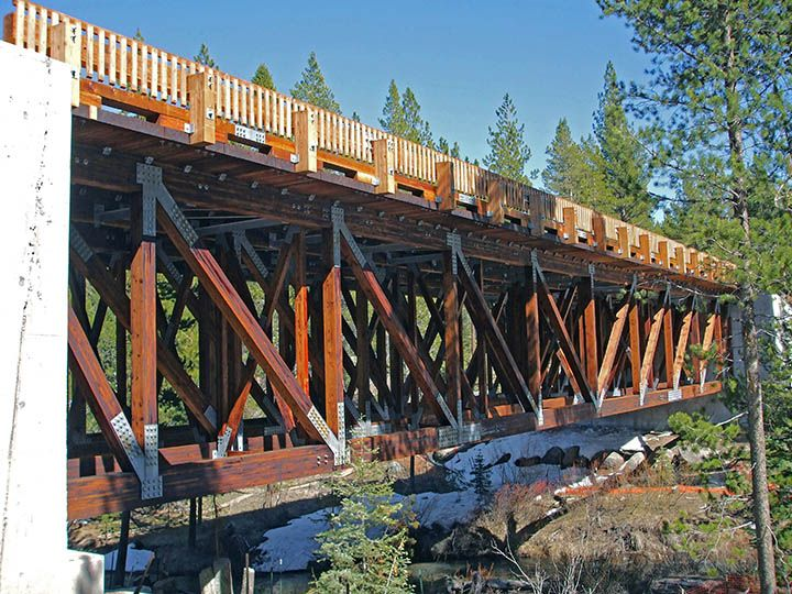 Vehicular Timber Bridge Design Construction And Supply