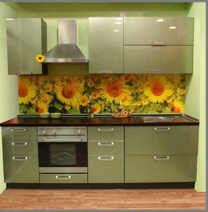 35 Küchenrückwände aus Glas - opulenter Spritzschutz für die Küche - küchenrückwand aus plexiglas