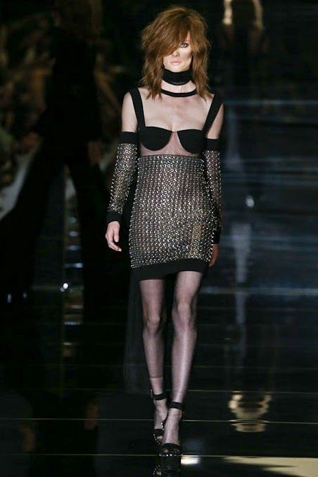 Tom Ford Spring 2015 Collection - London Fashion Week