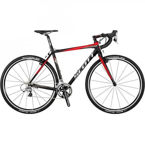 2012 Scott Cx Team Road Bike Components And Specifications