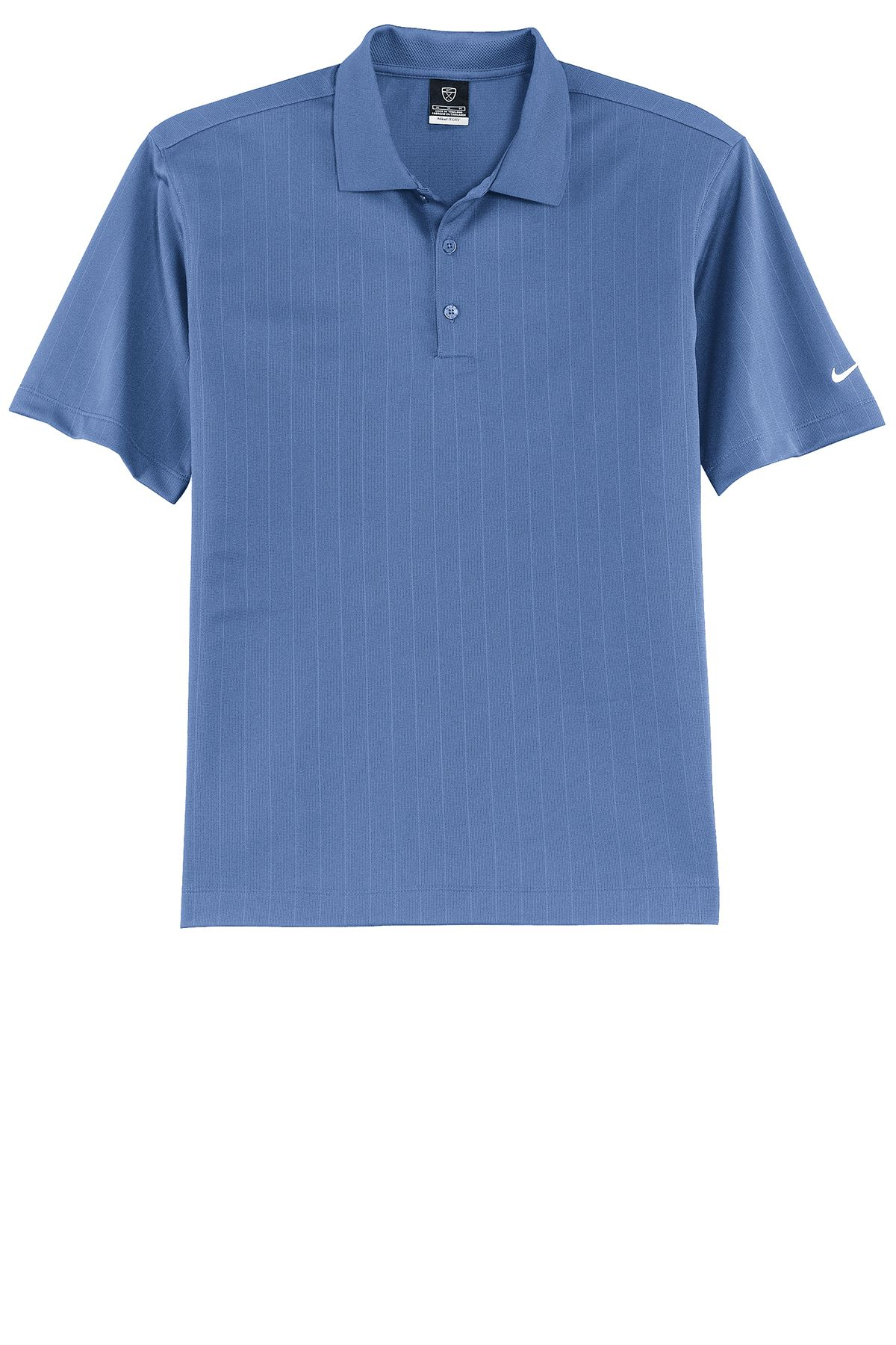 6947a54b Subtle texture gives this high-performance polo immediate impact. Crafted  from Dri-FIT
