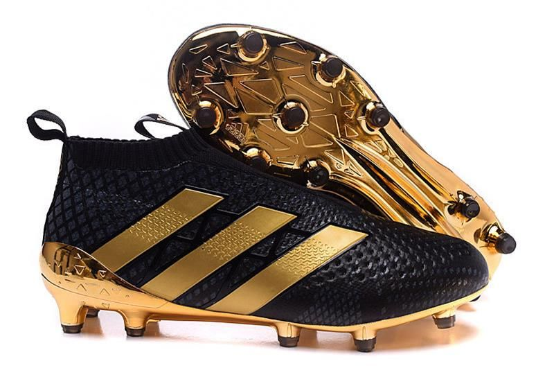 9ce646605b2 adidas ACE 16+ PureControl FG-AG (gold black limited)