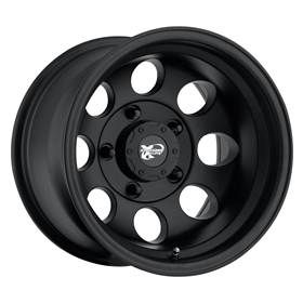 Pro comp alloy wheels part 7069 6883 series 7069 16x8 with 6 on pro comp alloys series 69 wheel with flat black finish inches size bolt pattern in back space in sciox Images