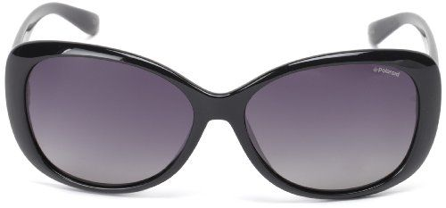 womens P8317 Rectangular Sunglasses Polaroid E6hhk42