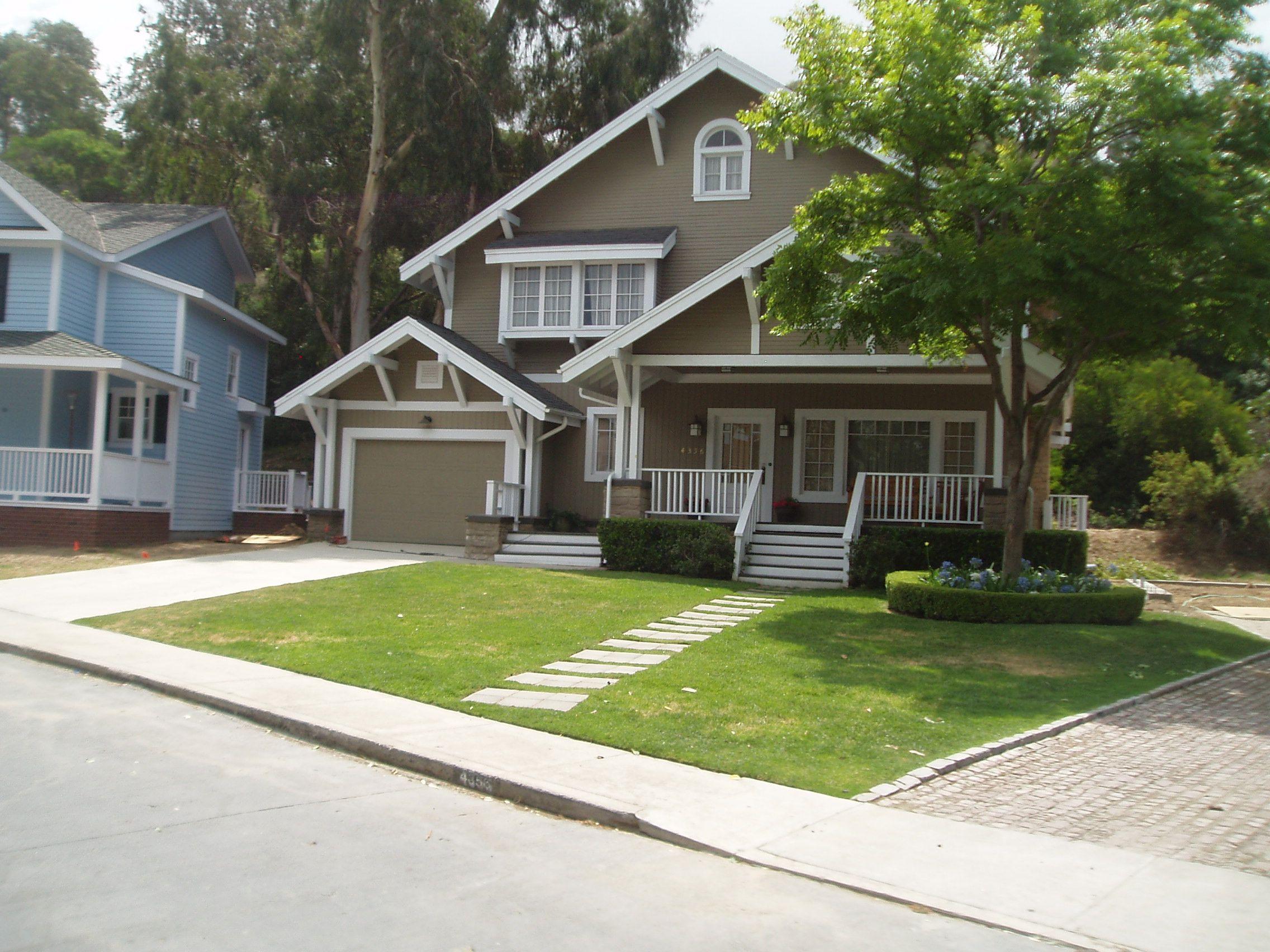 The DelfinoMayfair Home at 4356 Wisteria Lane
