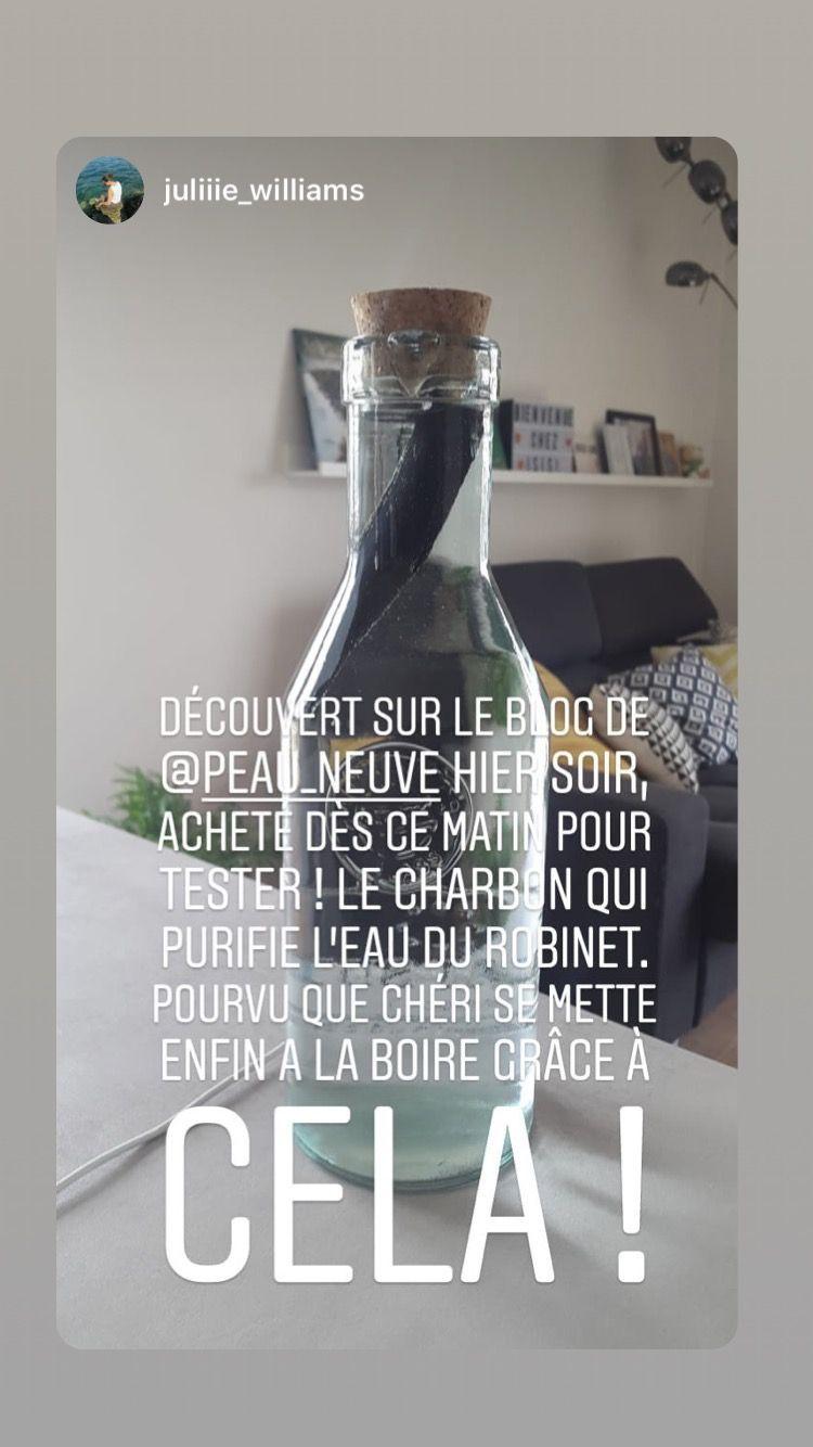 astuce pour purifier l 39 eau du robinet astuces. Black Bedroom Furniture Sets. Home Design Ideas