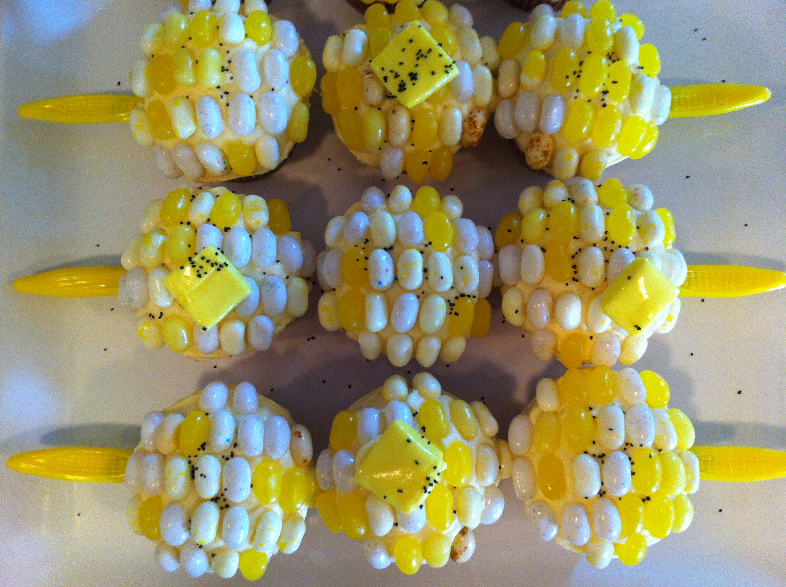 Corn cupcakes perfect dessert for our western themed dinner corn cupcakes perfect dessert for our western themed dinner forumfinder Image collections