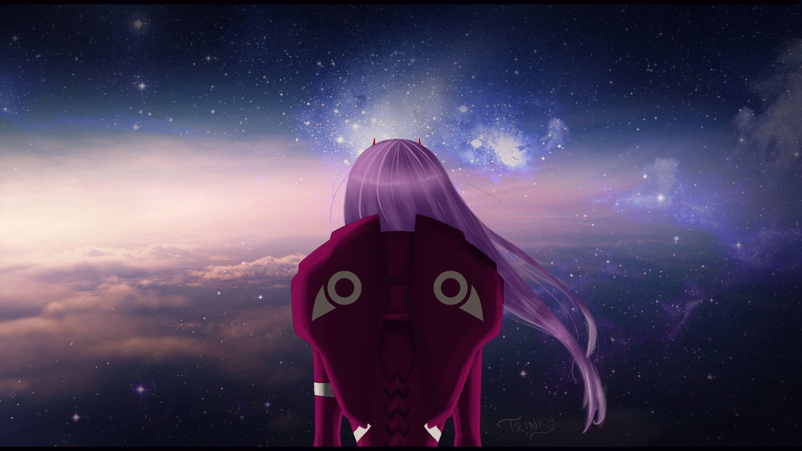 HD wallpaper: Anime, Darling in the FranXX, Zero Two (Darling in the FranXX)