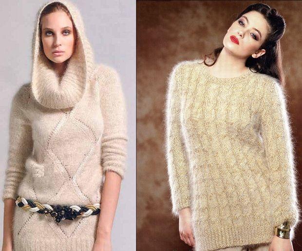 Вязание спицами для девушек модные 531