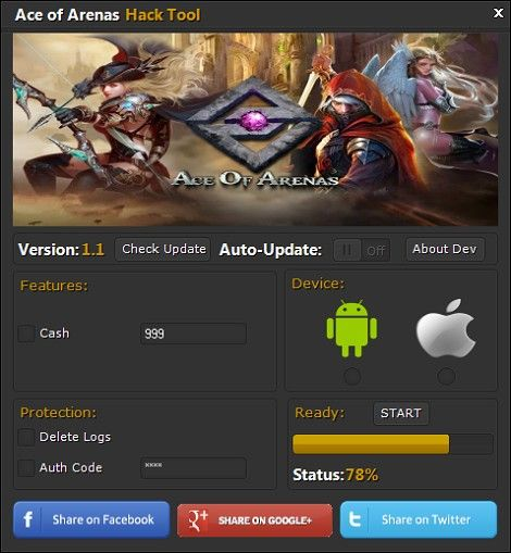 Ace of Arenas Hack download hack full. Free Ace of Arenas Hack keygen  download…