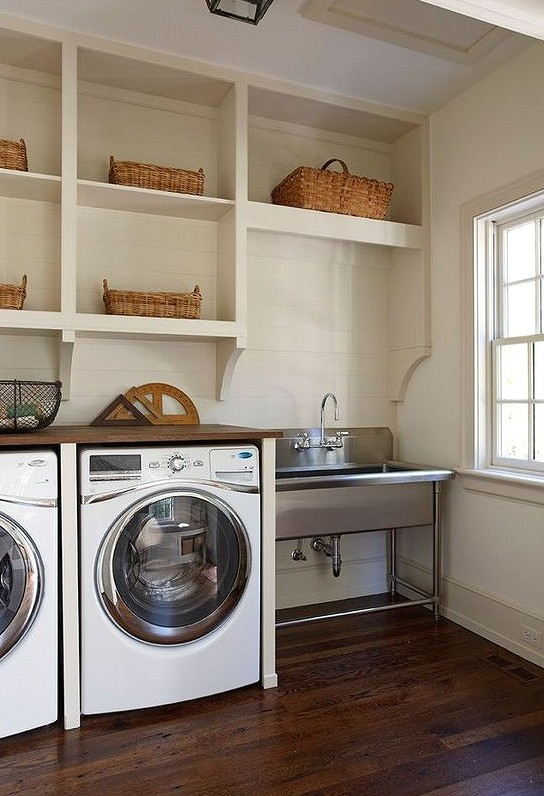37 Laundry Room Design Ideas You Need To See Page 12 Of 13 Laundry Room Design Laundry Room Sink Laundry Room Rugs
