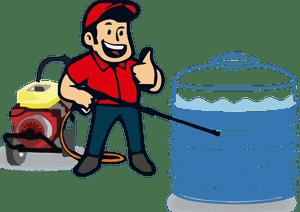 شركة تنظيف خزانات بجدة Water Tank Cleaning Service Tank
