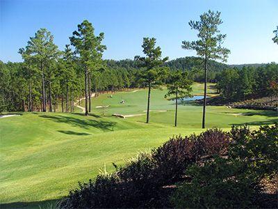 Granada Golf Course in Hot Springs Village Arkansas | Golf ...
