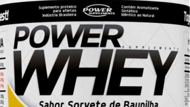 Power Whey - Whey Protein da Power Supplements