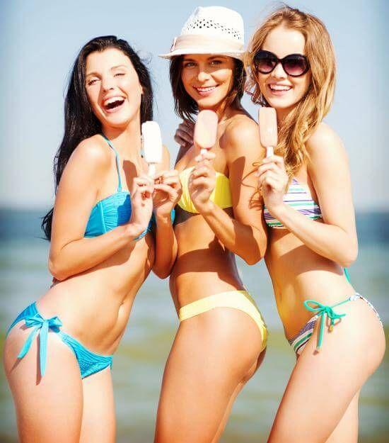 Das Prinzip der Girlfriends-Diät:Zusammen erreichen wir (Diät)-Ziele viel einfacher.