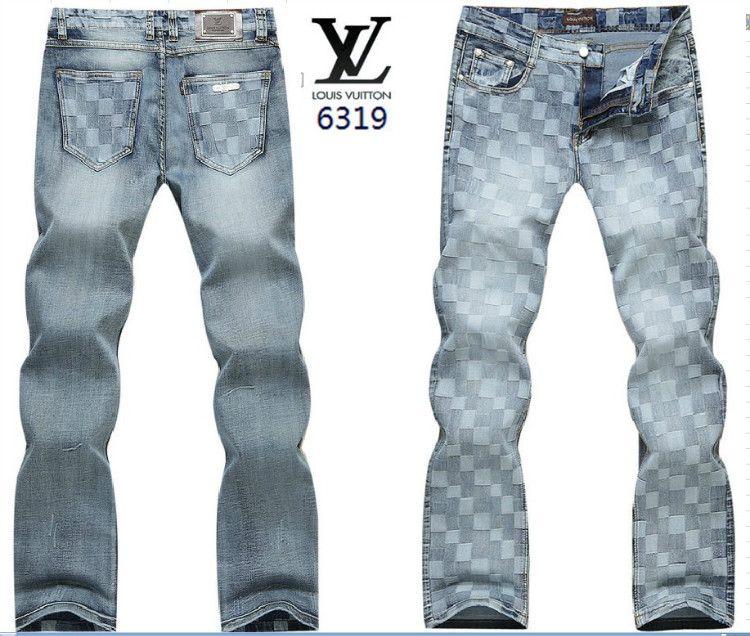 Louis Vuitton Men Jeans Lv7873m Future Jeans Louis Vuitton