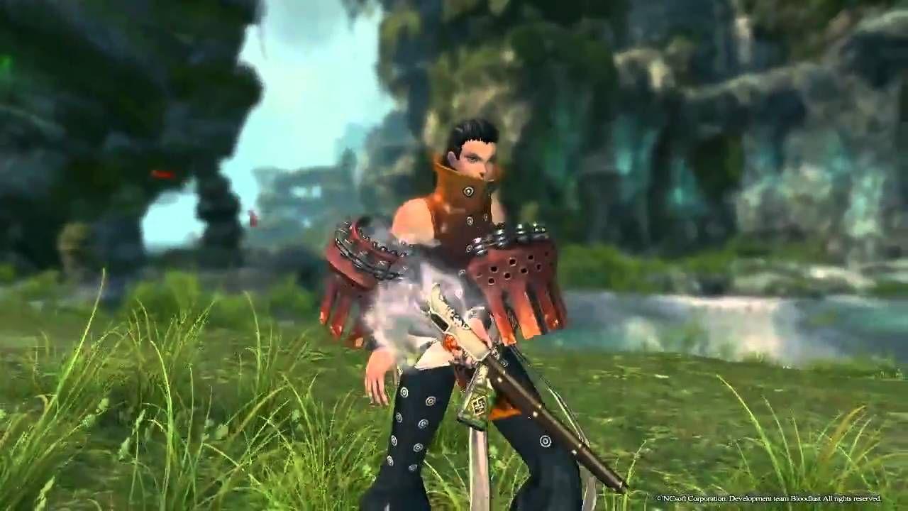 Blade And Soul Gunner