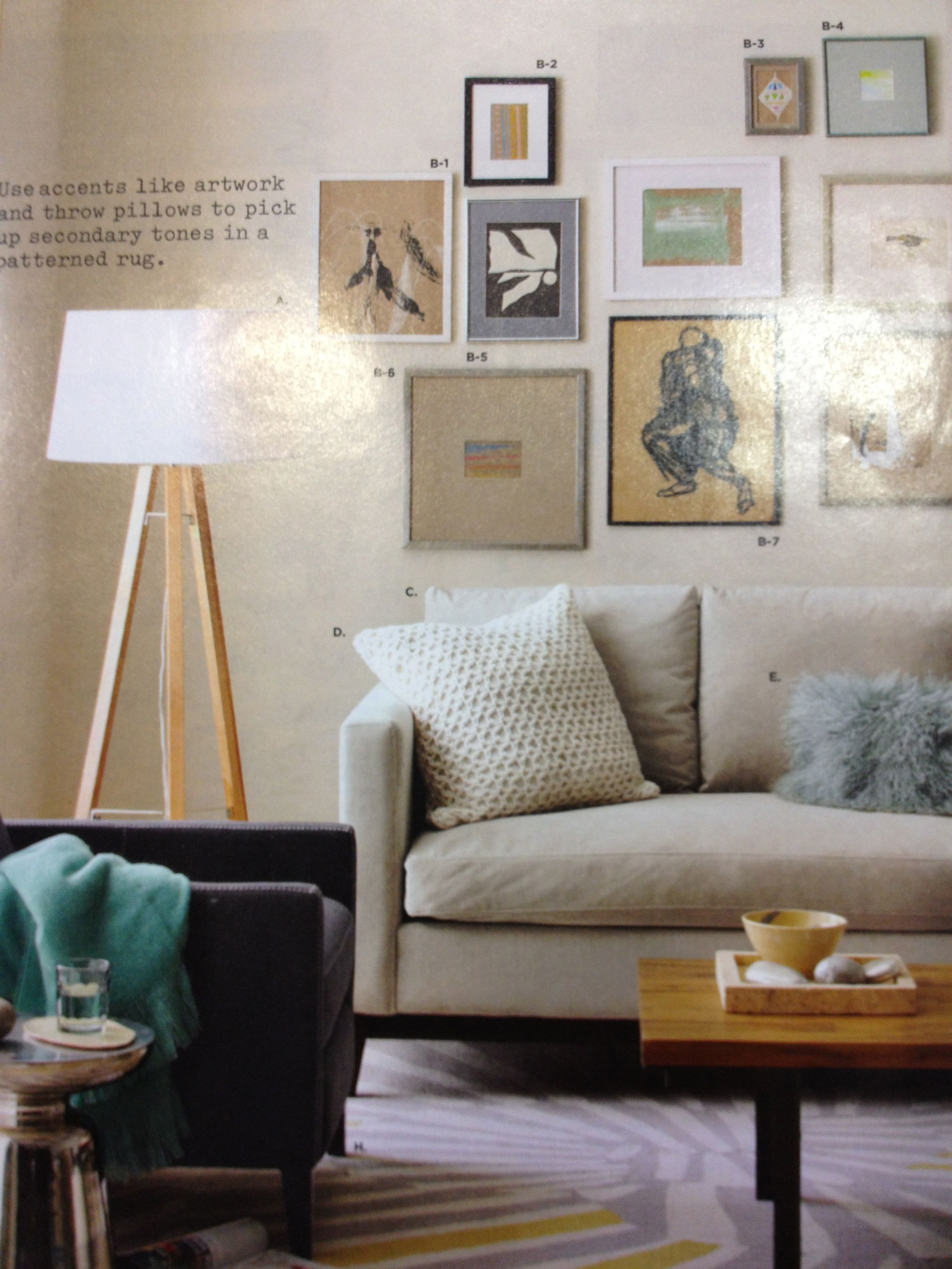 West Elm Living Room Ideas Zion Star