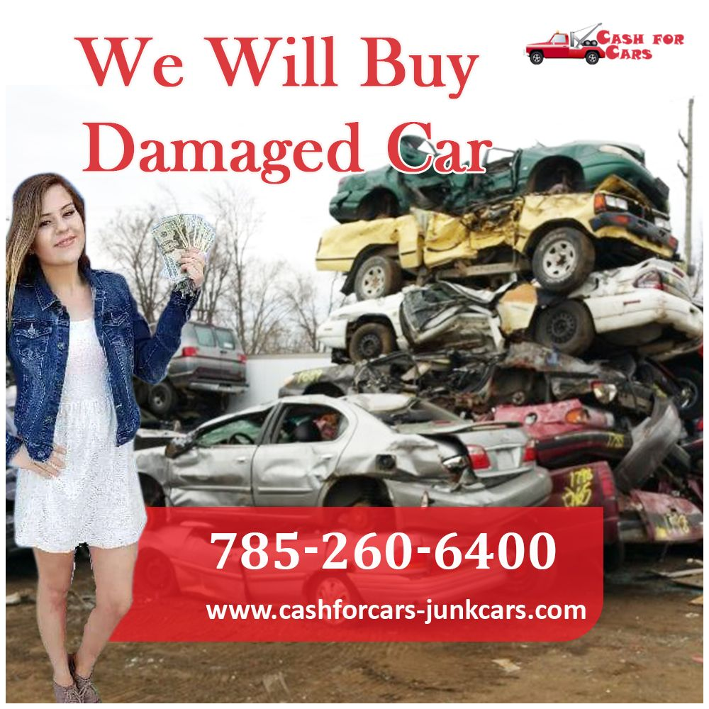 Unfortunately, your car damaged by an accident and