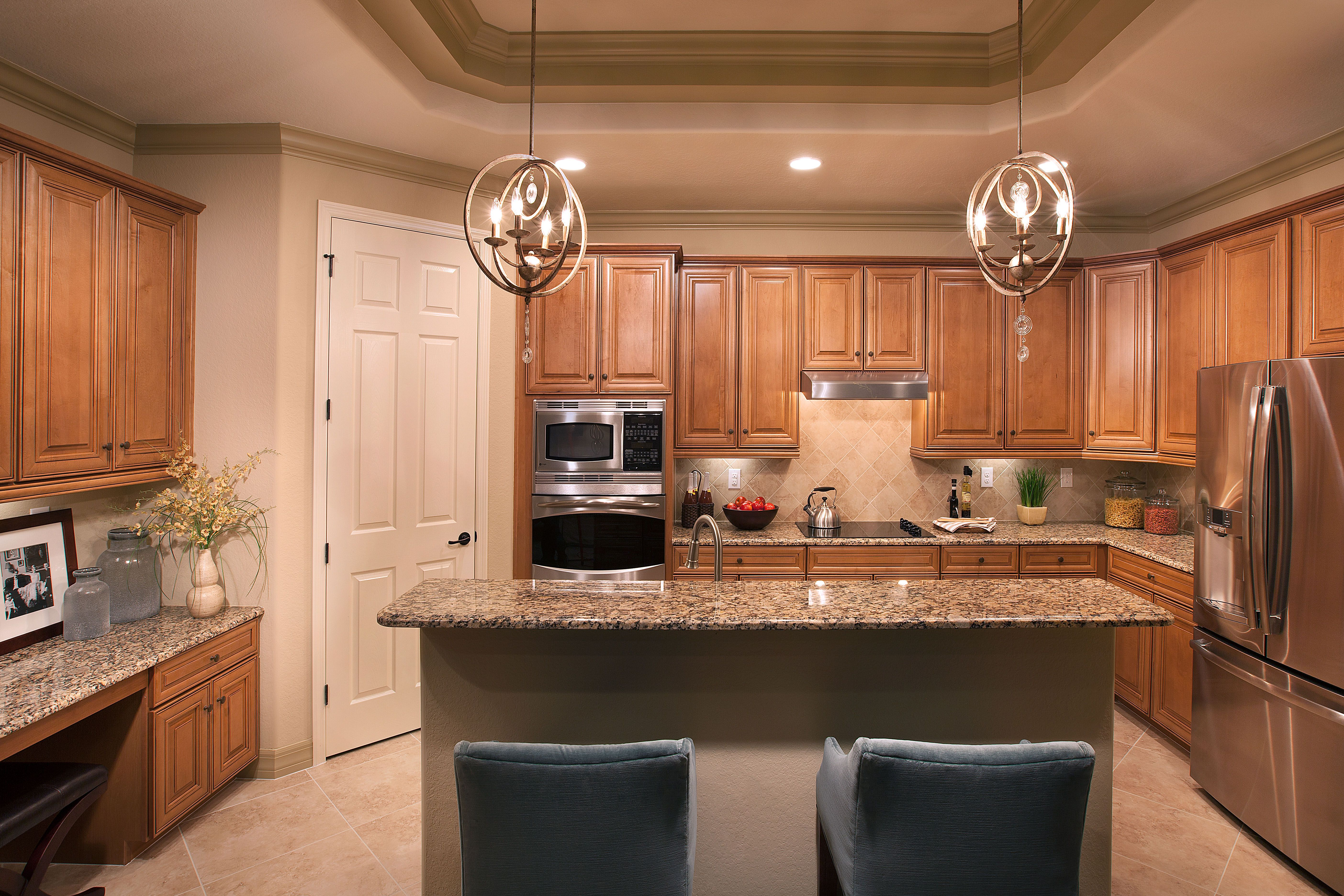 Would you enjoy cooking meals in this Sophia model kitchen ... on Model Kitchen Images  id=67689