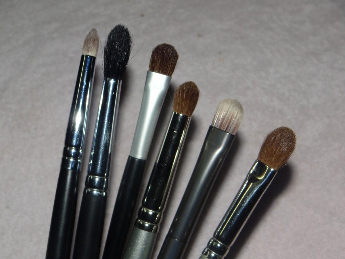 5 Must have eye makeup brushes Eye makeup brushes, Eye