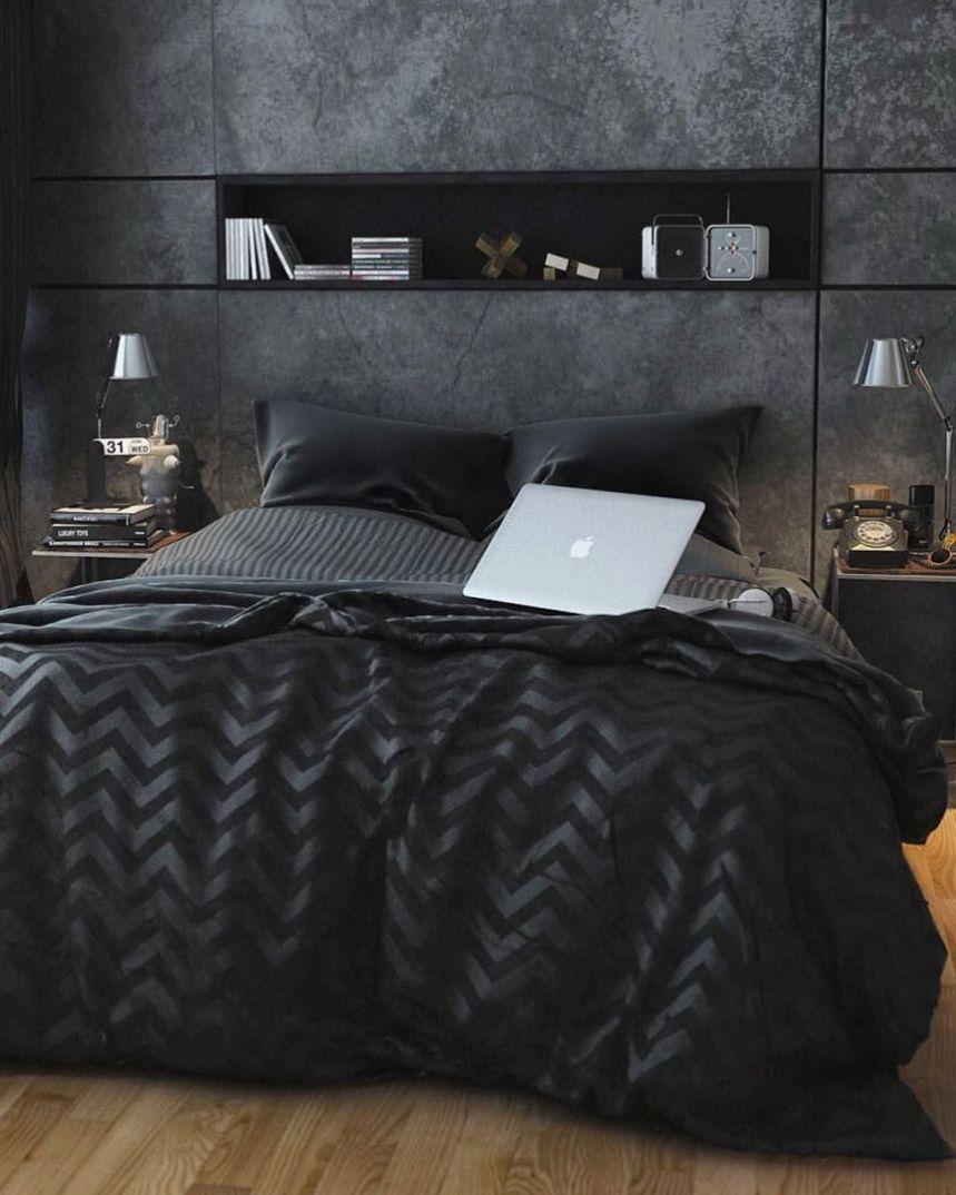 20+ Modern Bedroom Decorating Ideas For Men images