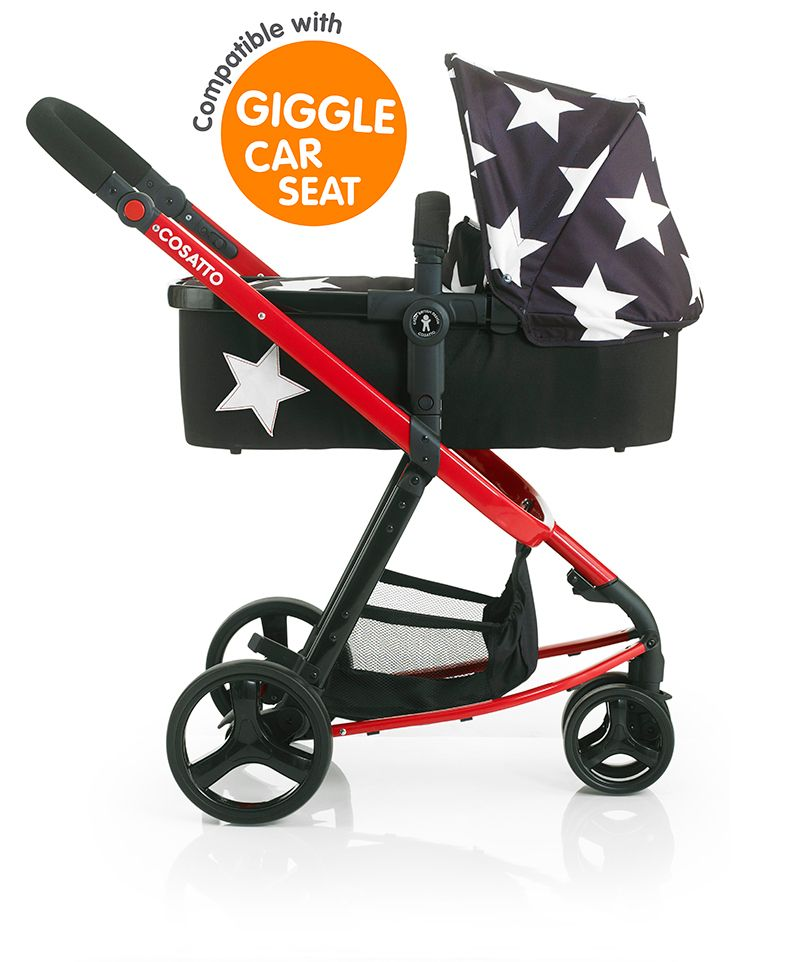 Excited for my pram! Giggle+3+in+1+Travel+System+from+Cosatto