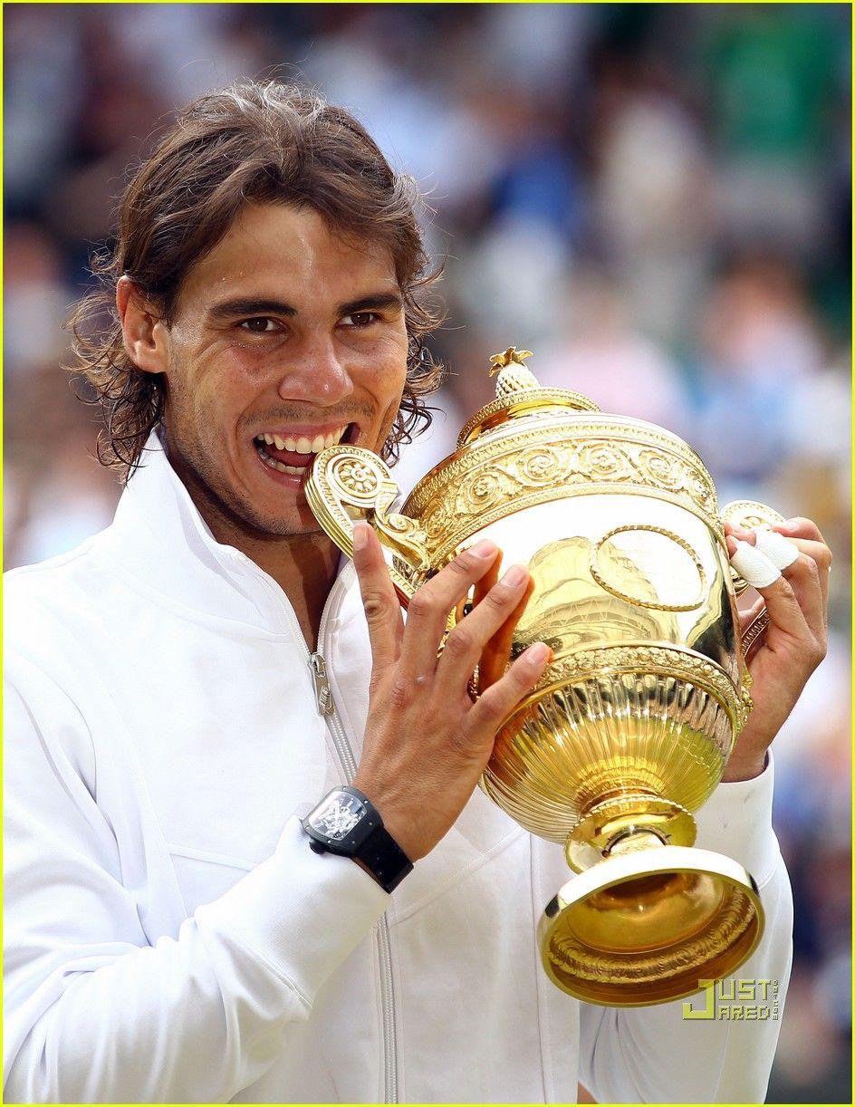 Rafael Nadal Rafael Nadal Wins Wimbledon Claims Eighth Grand Slam Title Rafael