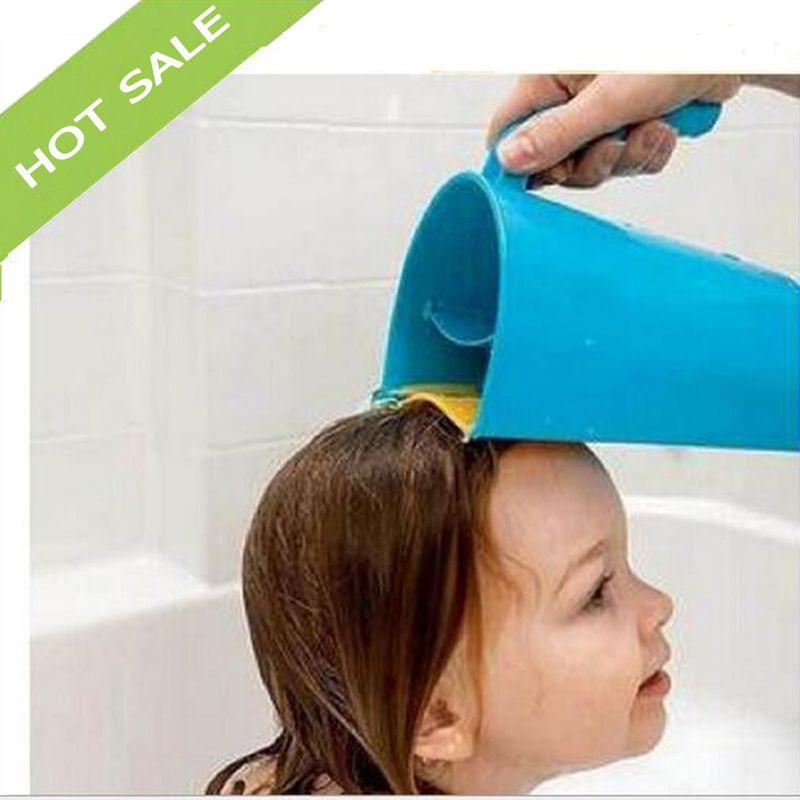 Nuevo Juego de la Forma de la cabeza del Bebé Baño Tazas Taza de ...