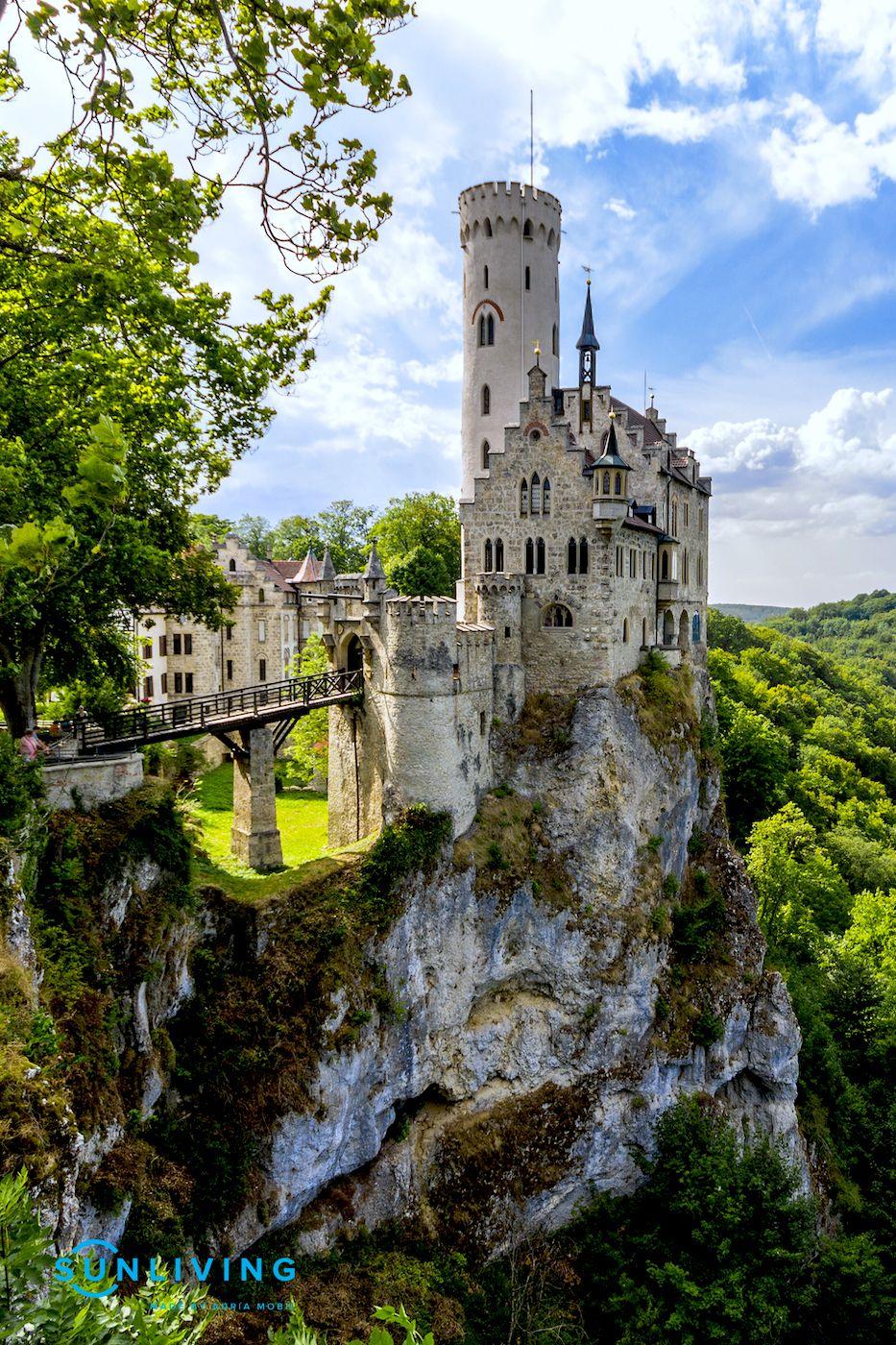 Deutschland Entdecken Marchenschloss Lichtenstein In 2020 Burgen Und Schlosser Schloss Lichtenstein Marchenschloss